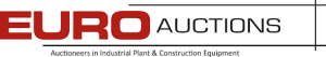 Euro Auctions (UK) Ltd | 4 Day Sale of Plant, Machinery & Vehicles
