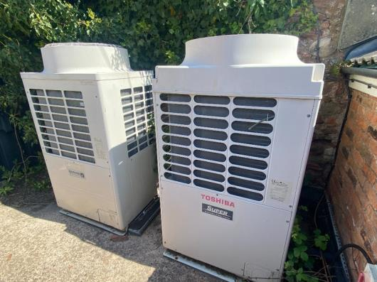 2010 Toshiba Super MMS Air Conditioning System