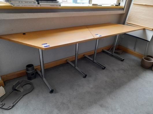 2 Trapezoid Tables