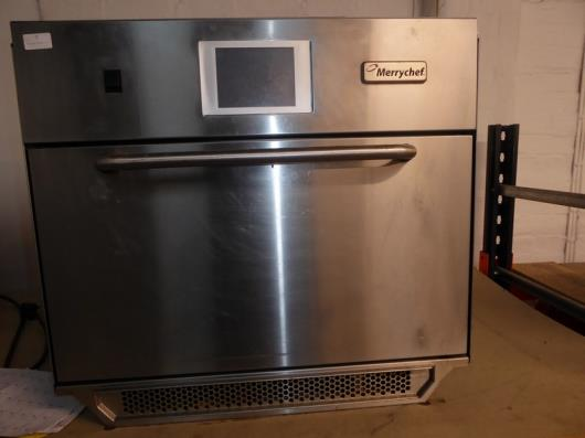 *Merrychef oven - from a national chain. 700w x 600d x 650h
