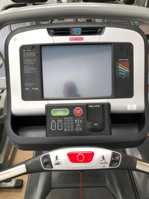 *Star Trac Treadmill etrx requires attention