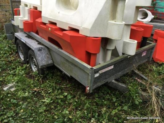 Twin Axled Trailer (for spares and repairs)