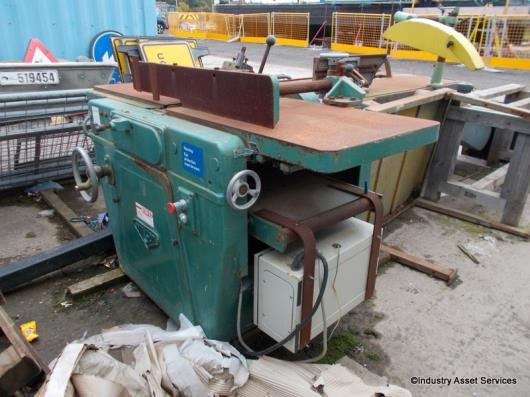 Wilsons Planer Thicknesser(for Spares & Repairs)