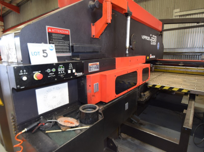 Amada Vipros 358 Queen CNC Punch Press