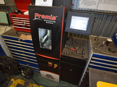 Mate Premia Automatic Tool Grinder