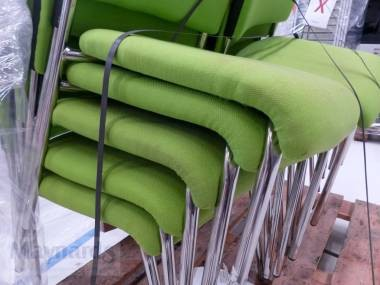(10) Stacking chairs