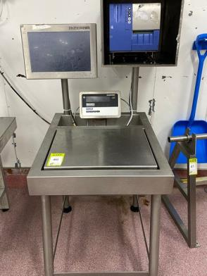Bizerba Digital Weigh Station, with iS70 type 2.0 terminal and label printer (please note there is a lift out fee of £20…