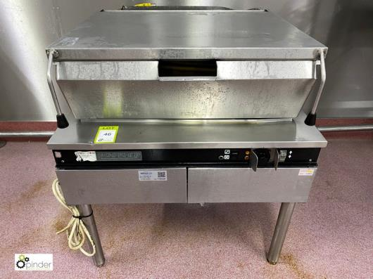 Garland F30 G-L gas fired Brat Pan with power tilt, 240volts (please note there is a lift out fee of £10 plus VAT on thi…