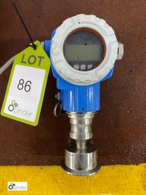 Endress & Hauser Digital Flow Meter (please note there is a lift out fee of £5 plus VAT on this lot)…