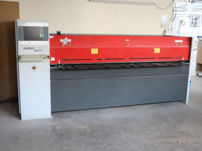 GANNOMAT EXPRESS S 1 CNC Drilling and Inserting Machine