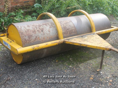 GRAYS ROLLER - APPROX 8 FT…
