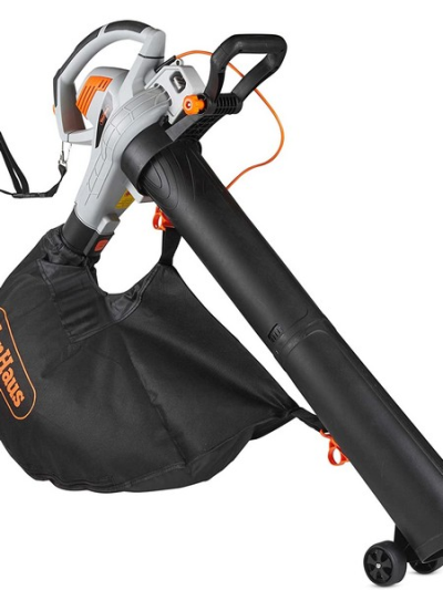 (GE57) 3 in 1 Leaf Blower - 3000W Garden Vacuum & Mulcher - Large 45 Litre Collection Bag – 1...      (GE57) 3 in 1 Leaf…