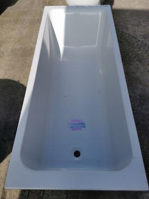 1700 x 700mm Single-End Superstrong Bathtub RRP £549